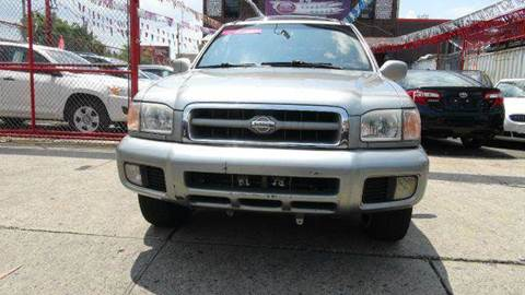2001 Nissan Pathfinder for sale at TJ AUTO in Brooklyn NY
