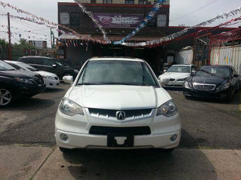 2007 Acura RDX for sale at TJ AUTO in Brooklyn NY