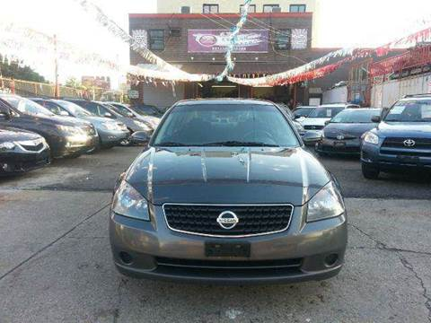 2006 Nissan Altima for sale at TJ AUTO in Brooklyn NY
