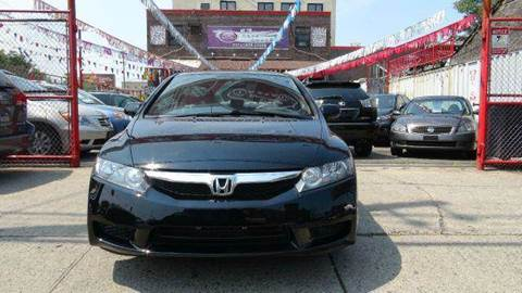 2010 Honda Civic for sale at TJ AUTO in Brooklyn NY