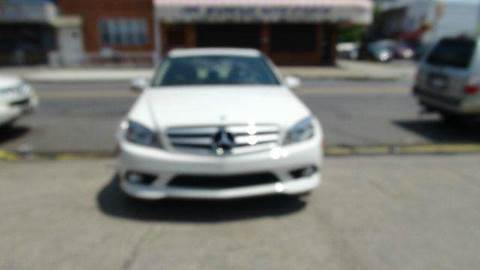 2010 Mercedes-Benz C-Class for sale at TJ AUTO in Brooklyn NY