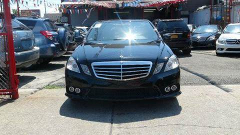 2010 Mercedes-Benz E-Class for sale at TJ AUTO in Brooklyn NY