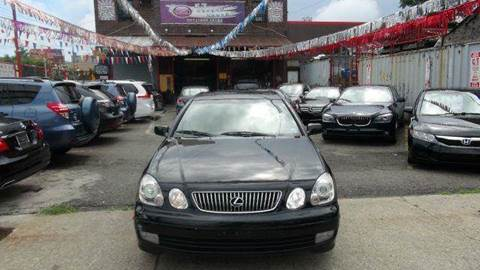 2002 Lexus GS 300 for sale at TJ AUTO in Brooklyn NY