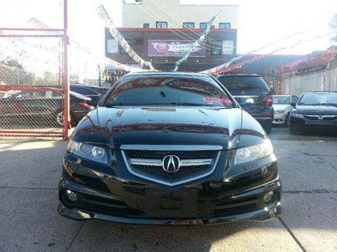 2007 Acura TL for sale at TJ AUTO in Brooklyn NY