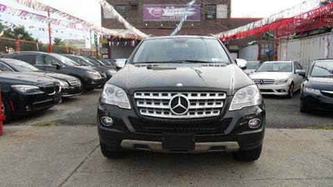 2010 Mercedes-Benz M-Class for sale at TJ AUTO in Brooklyn NY