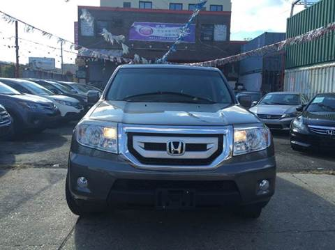 2011 Honda Pilot for sale at TJ AUTO in Brooklyn NY