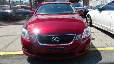 2006 Lexus GS 300 for sale at TJ AUTO in Brooklyn NY