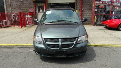 2003 Dodge Caravan for sale at TJ AUTO in Brooklyn NY
