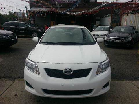 2010 Toyota Corolla for sale at TJ AUTO in Brooklyn NY