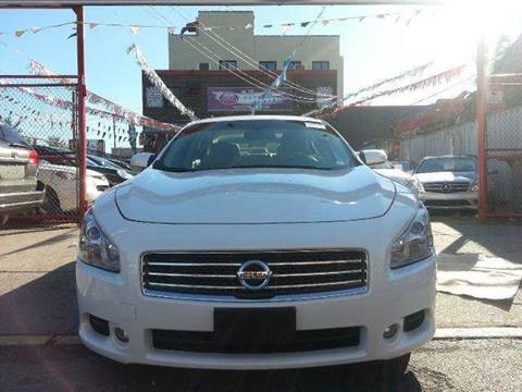 2010 Nissan Maxima for sale at TJ AUTO in Brooklyn NY