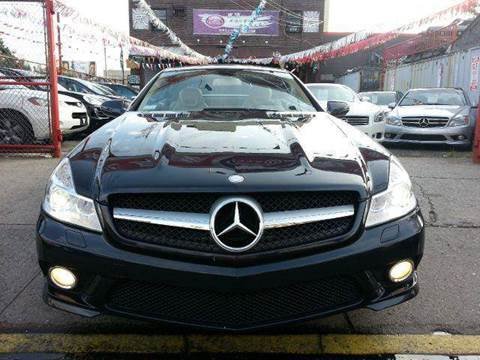 2009 Mercedes-Benz SL-Class for sale at TJ AUTO in Brooklyn NY