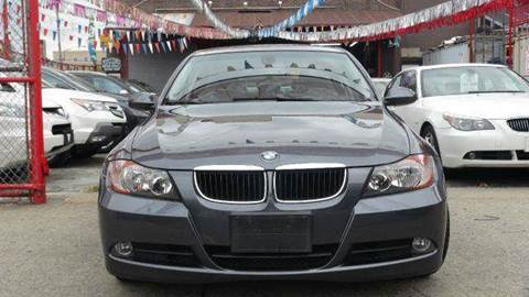 2006 BMW 3 Series for sale at TJ AUTO in Brooklyn NY