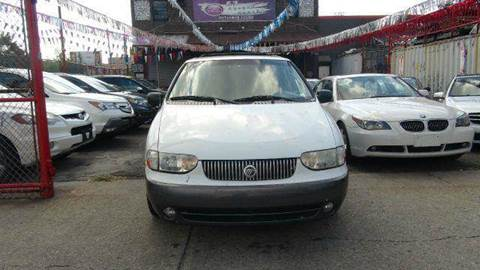2001 Mercury Villager for sale at TJ AUTO in Brooklyn NY