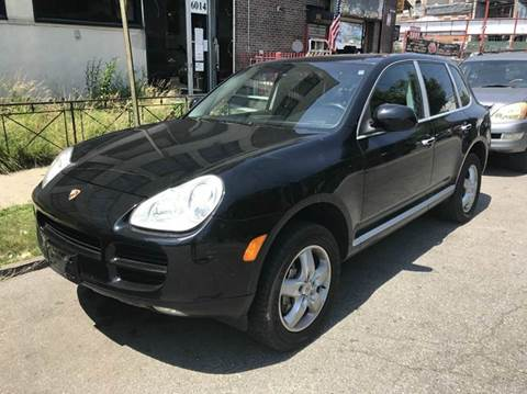 2006 Porsche Cayenne for sale at TJ AUTO in Brooklyn NY