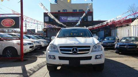 2007 Mercedes-Benz GL-Class for sale at TJ AUTO in Brooklyn NY