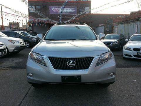 2010 Lexus RX 350 for sale at TJ AUTO in Brooklyn NY