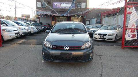 2011 Volkswagen GTI for sale at TJ AUTO in Brooklyn NY
