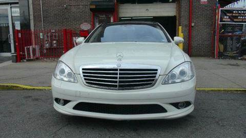 2008 Mercedes-Benz S-Class for sale at TJ AUTO in Brooklyn NY