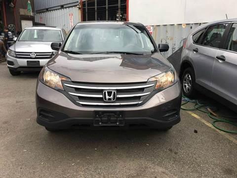 2013 Honda CR-V for sale at TJ AUTO in Brooklyn NY