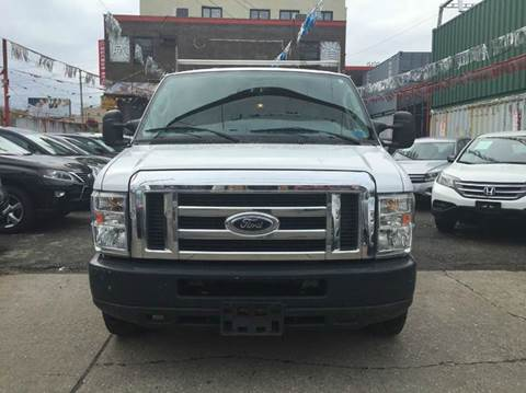 2010 Ford E-Series Cargo for sale at TJ AUTO in Brooklyn NY