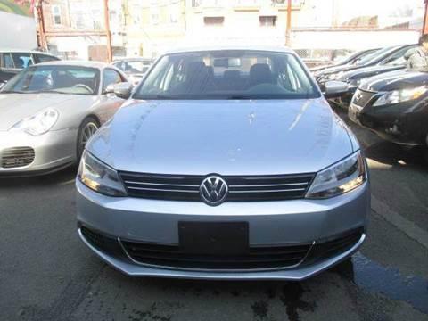 2013 Volkswagen Jetta for sale at TJ AUTO in Brooklyn NY
