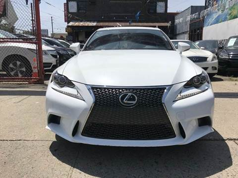 2014 Lexus IS 250 for sale at TJ AUTO in Brooklyn NY