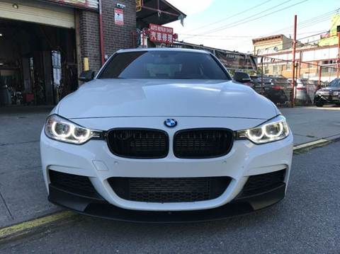 2013 BMW 3 Series for sale at TJ AUTO in Brooklyn NY