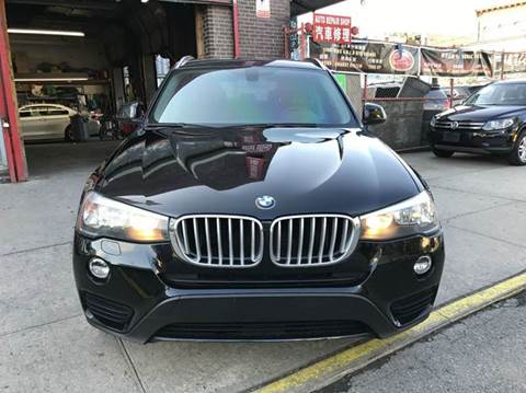 2015 BMW X3 for sale at TJ AUTO in Brooklyn NY