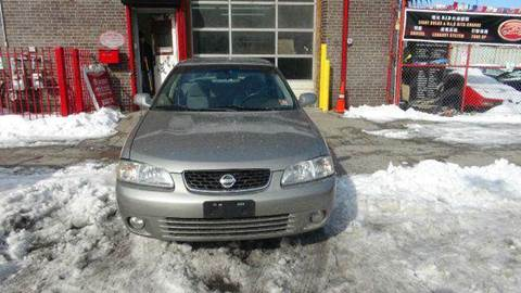 2003 Nissan Sentra for sale at TJ AUTO in Brooklyn NY
