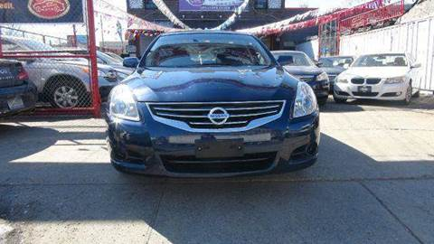 2011 Nissan Altima for sale at TJ AUTO in Brooklyn NY