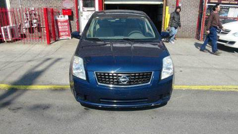2009 Nissan Sentra for sale at TJ AUTO in Brooklyn NY
