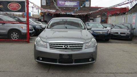 2007 Infiniti M35 for sale at TJ AUTO in Brooklyn NY