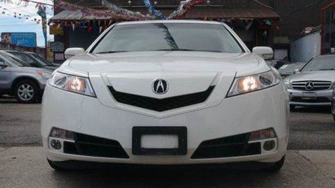2009 Acura TL for sale at TJ AUTO in Brooklyn NY