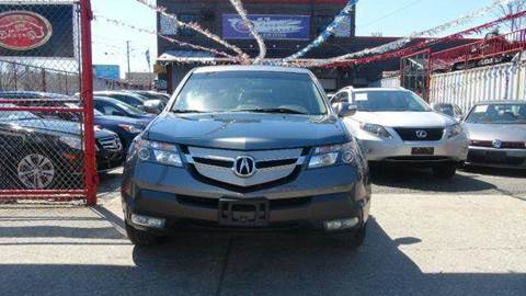 2008 Acura MDX for sale at TJ AUTO in Brooklyn NY