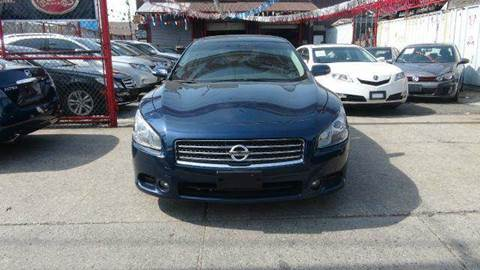 2009 Nissan Maxima for sale at TJ AUTO in Brooklyn NY