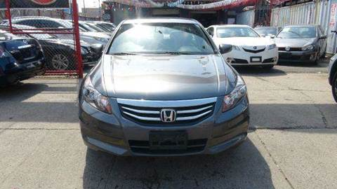2011 Honda Accord for sale at TJ AUTO in Brooklyn NY