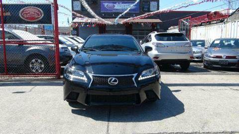 2013 Lexus GS 350 for sale at TJ AUTO in Brooklyn NY
