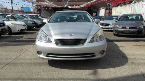2005 Lexus ES 330 for sale at TJ AUTO in Brooklyn NY