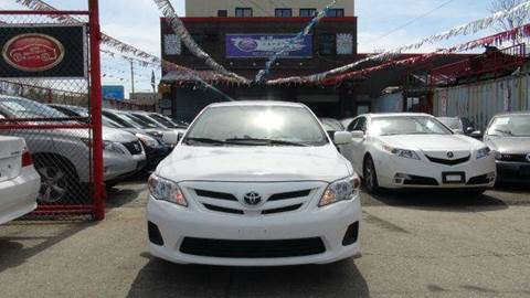 2011 Toyota Corolla for sale at TJ AUTO in Brooklyn NY