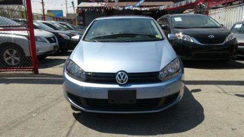 2010 Volkswagen Golf for sale at TJ AUTO in Brooklyn NY