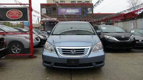 2010 Honda Odyssey for sale at TJ AUTO in Brooklyn NY