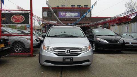2012 Honda Odyssey for sale at TJ AUTO in Brooklyn NY