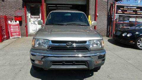 2002 Toyota 4Runner for sale at TJ AUTO in Brooklyn NY