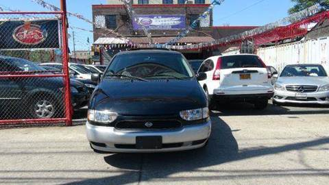 2000 Nissan Quest for sale at TJ AUTO in Brooklyn NY