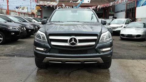 2013 Mercedes-Benz GL-Class for sale at TJ AUTO in Brooklyn NY