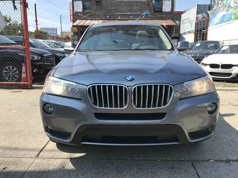 2014 BMW X3 for sale at TJ AUTO in Brooklyn NY