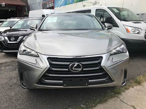 2015 Lexus NX 200t for sale at TJ AUTO in Brooklyn NY