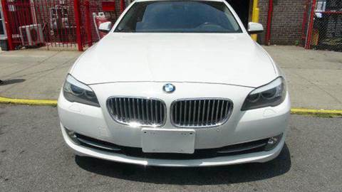 2011 BMW 5 Series for sale at TJ AUTO in Brooklyn NY