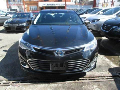 2014 Toyota Avalon Hybrid for sale at TJ AUTO in Brooklyn NY
