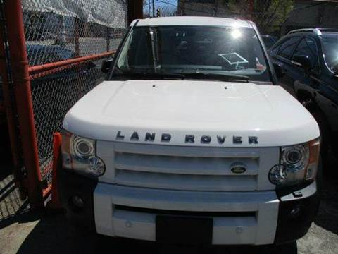 2007 Land Rover LR3 for sale at TJ AUTO in Brooklyn NY